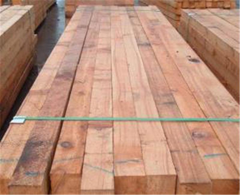花旗松建筑木方 实木建筑木方安装 花旗松生产加工