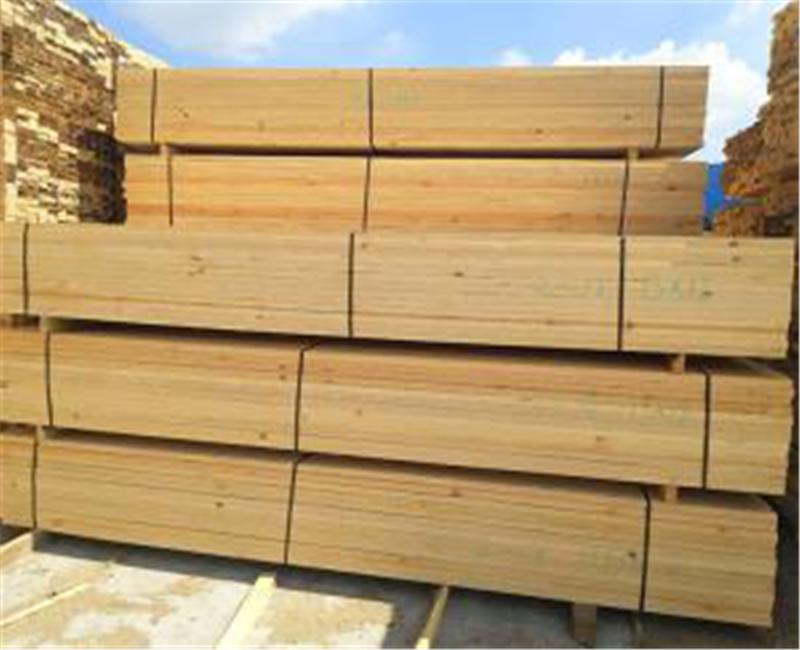大量供应 神箭铁杉木方 铁杉木方批发 定制加工 经久耐用
