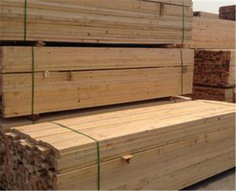 南方松木方报价_木方尺寸_树种|松木桉木等