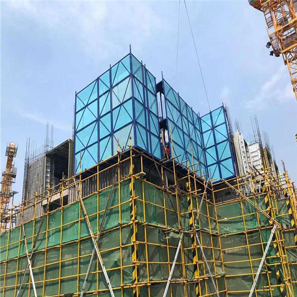 在高层建筑中多少层开始使用爬架?联筑赚告诉你答案!